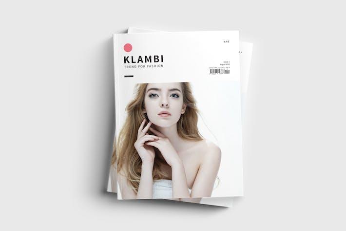 Thumbnail for The Fashion Magazine
