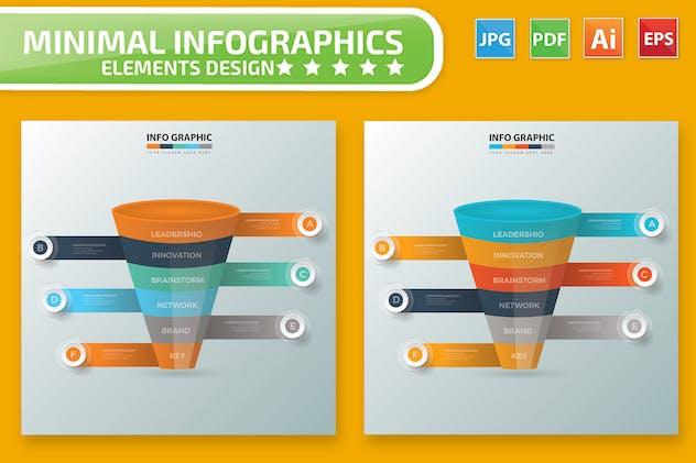 Funnel Infographic Design