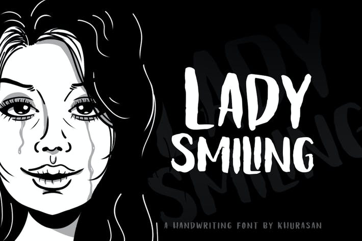 Thumbnail for Lady Smiling