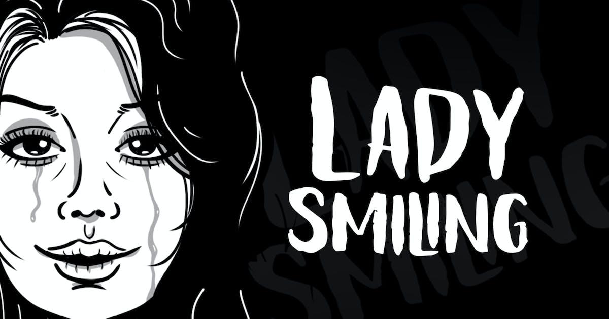 Download Lady Smiling by khurasan