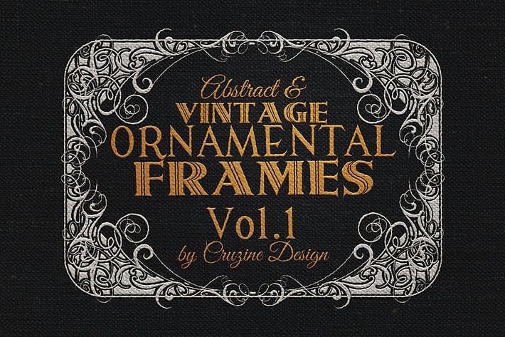 Cover Image For 10 Frames Vol.1 - Vintage Ornament