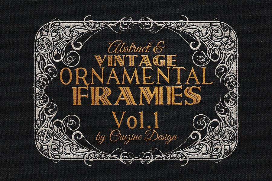 10 Frames Vol.1 - Vintage Ornament