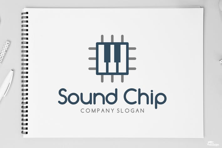 Thumbnail for Sound Chip Logo