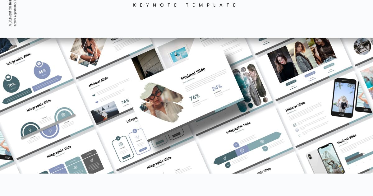 Download Yoma - Keynote Template by aqrstudio