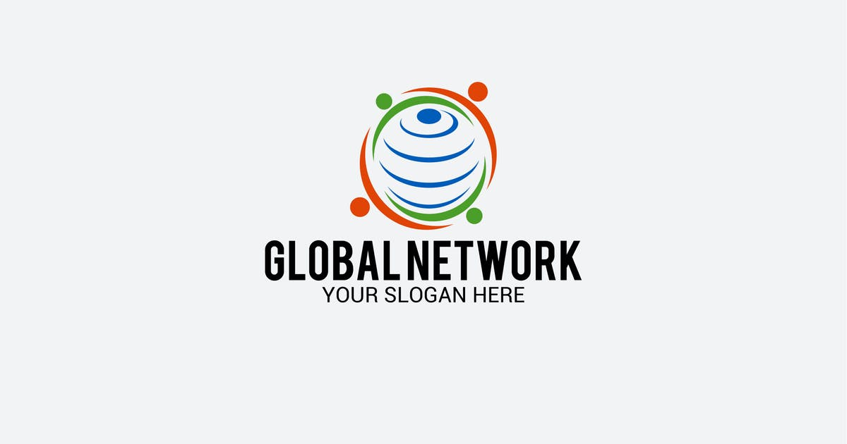 global network by Unknow