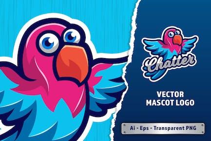 The Bird E-sports Game Logo Template
