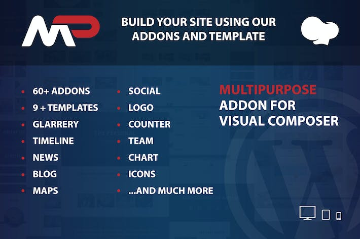 Thumbnail for MultiPurpose Addons for WPBakery Page Builder WP