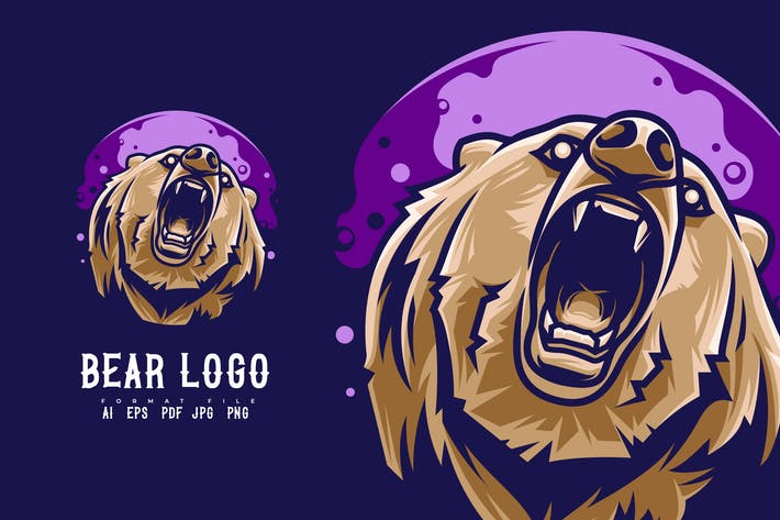 Thumbnail for BEAR LOGO