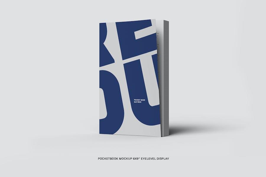 Eye Level Pocket Book 6x9 in