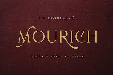 Mourich - Fuente elegante