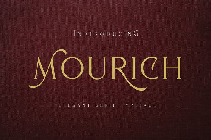 Cover Image For Mourich - Fuente elegante