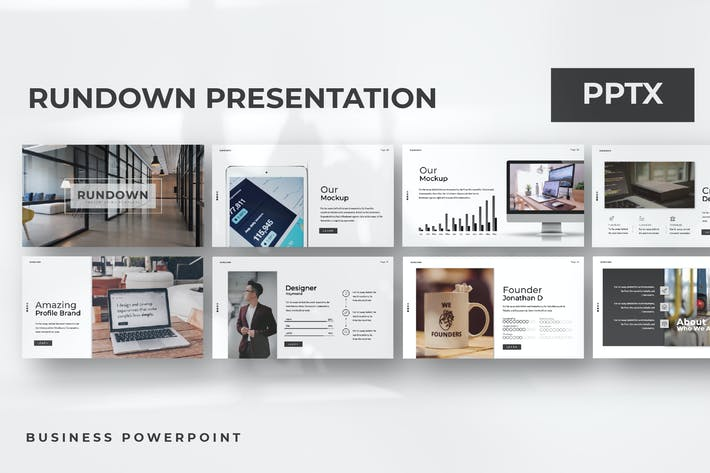 Thumbnail for Rundown Powerpoint
