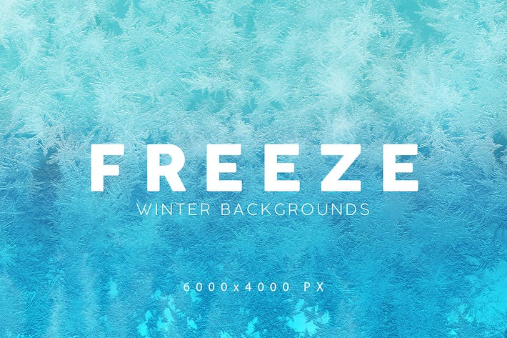 Freeze Winter Backgrounds