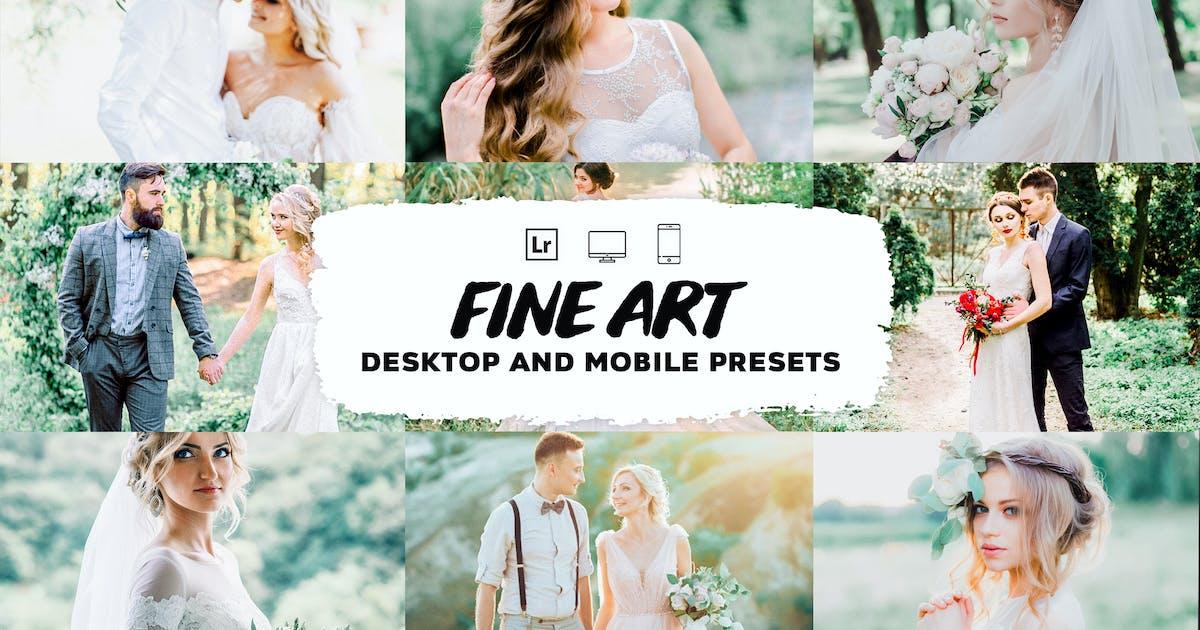 Download Fine art wedding lightroom presets by Presetsh