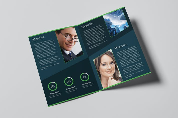Thumbnail for Colores – Business & Corporate Brochure Bi-Fold