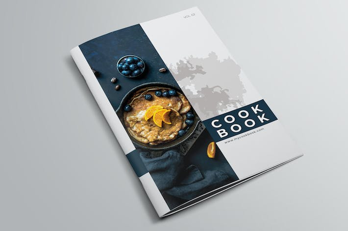 Cover Image For A4 Cook Book and Recipes