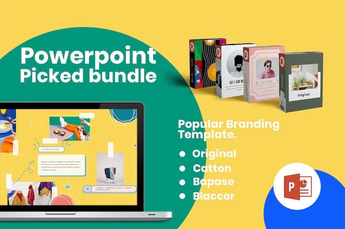 Thumbnail for Popular Picked  Powerpoint Brand - JJ