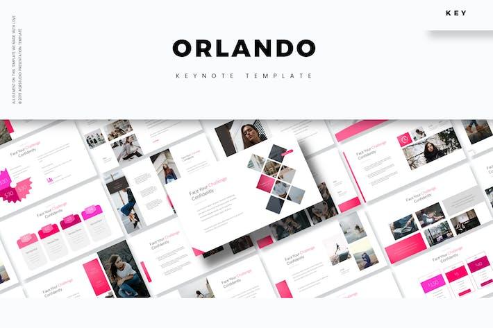Thumbnail for Orlando - Plantilla de Keynote