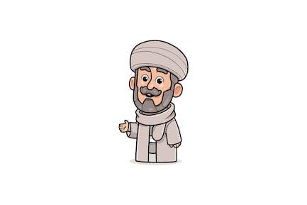 Arabian Companion Vol.4 - Character RG