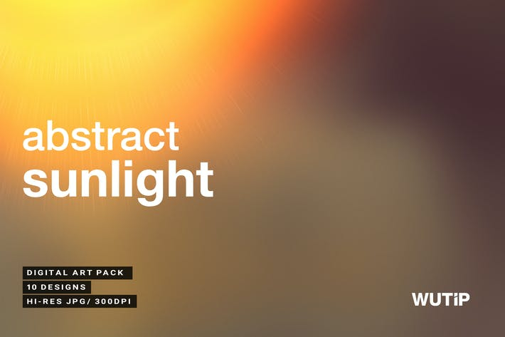 Thumbnail for Abstract Sunlight Backgrounds