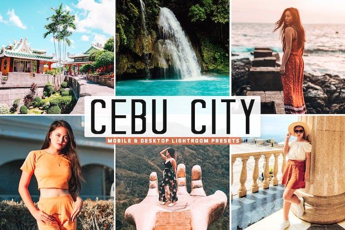 Thumbnail for Cebu City - Ajustes preestablecidos para salas de iluminación para móviles y de escritorio