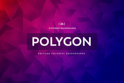 Polygon ِAbstract Backgrounds