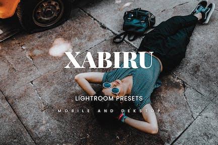 Пресеты Xabiru Lightroom Dekstop и мобильные