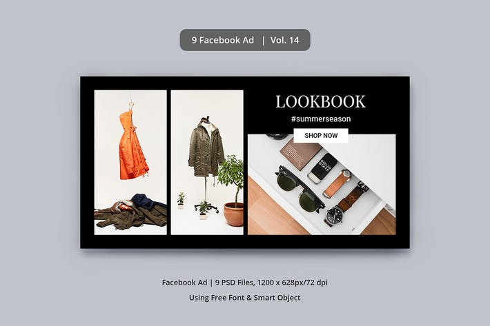 Thumbnail for Facebook Ad Vol. 14