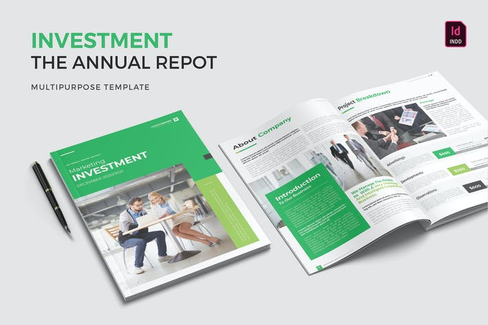 Invesment | Annual Report