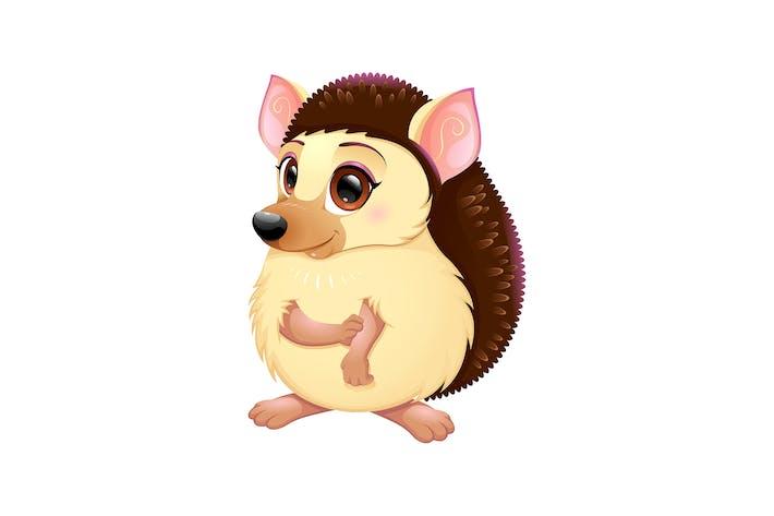 Thumbnail for Cute Porcupine