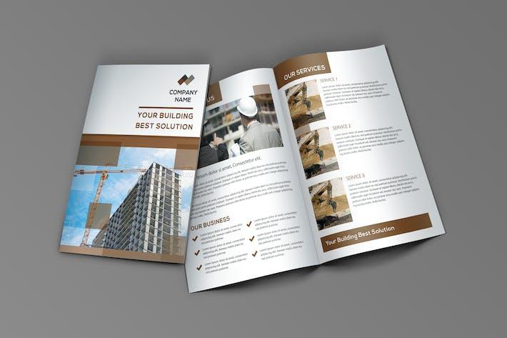 Thumbnail for Construction Brochure