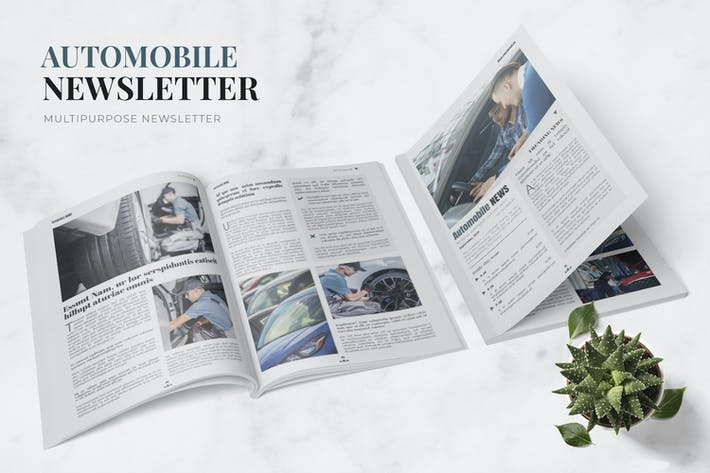 Automobil-Newsletter