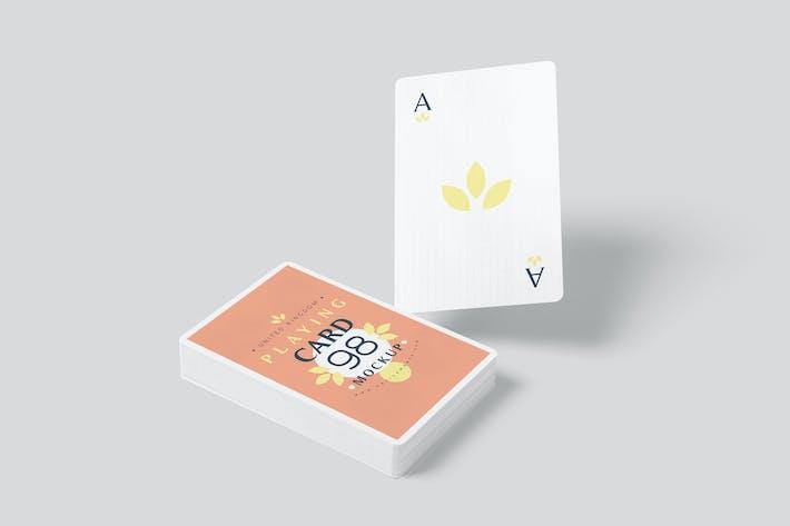 Karten-Mockups
