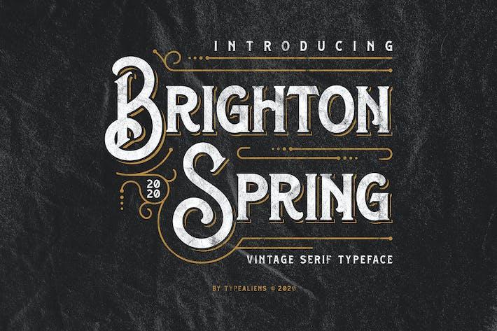 Thumbnail for Primavera de Brighton