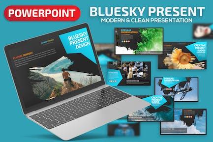 Bluesky Powerpoint Presentation