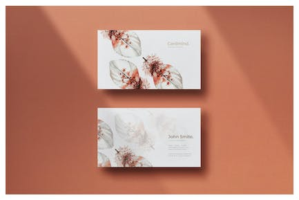 Feather Business Card - Vol.1