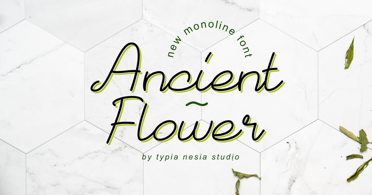 Download Ancient Flower by yipianesia