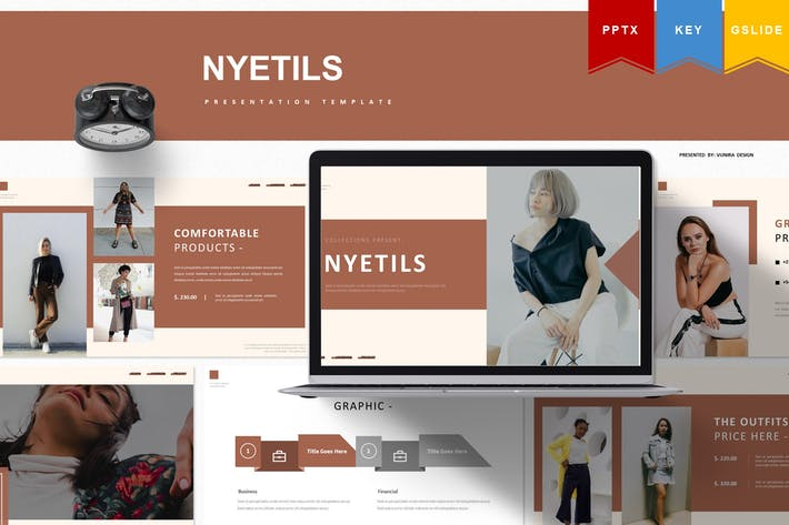Thumbnail for Nyetils | Powerpoint, Keynote, Google Slides