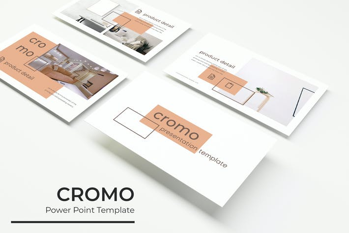 Cover Image For Cromo - PowerPoint Template
