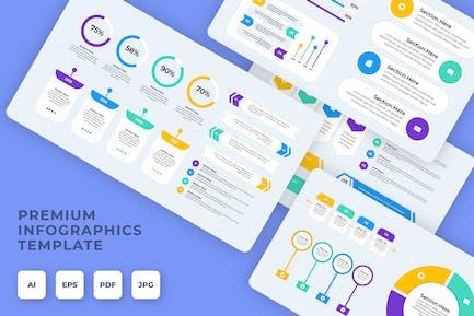 Infographics Bundle - iWantemp