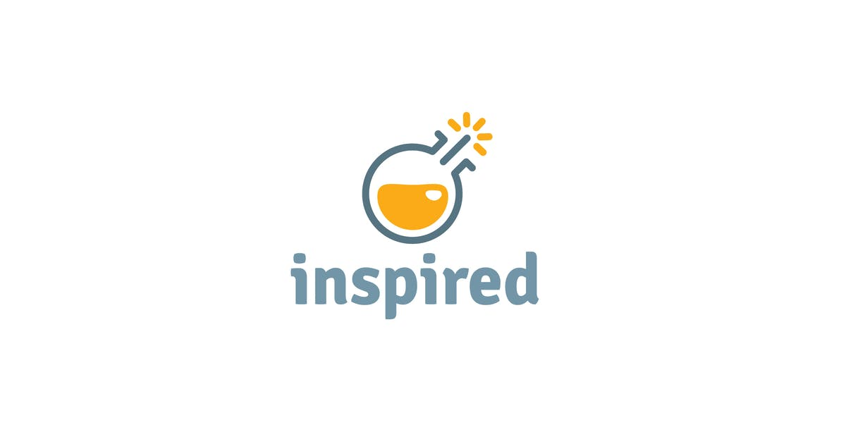 Download Inspired logo template by Be_Themes