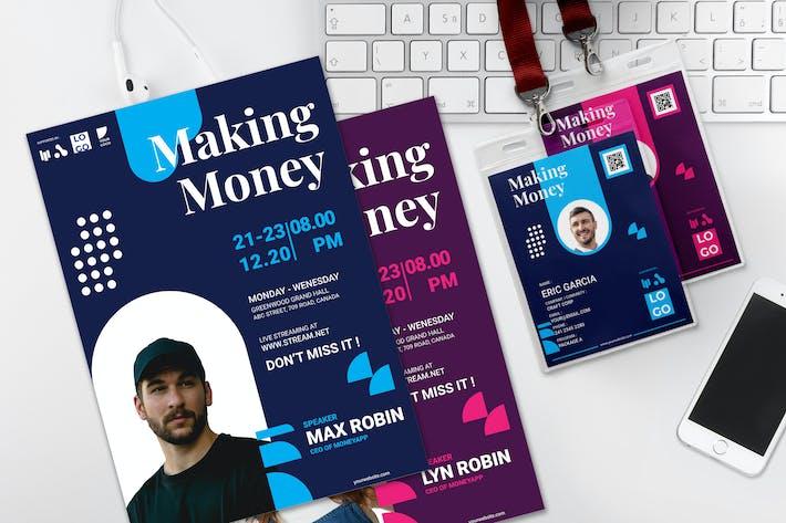 Thumbnail for Geld verdienen - Seminareinladung