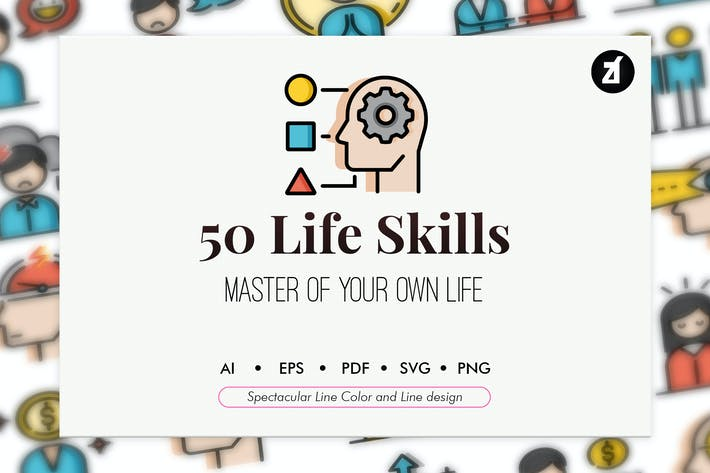 Thumbnail for 50 Life Skill Elements