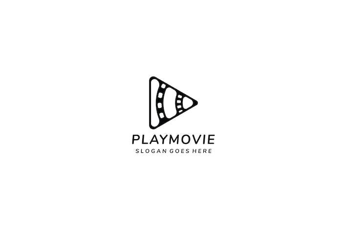 Thumbnail for Movie Player Logo