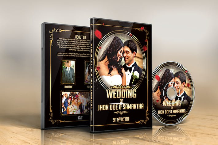 Thumbnail for Wedding DVD Cover