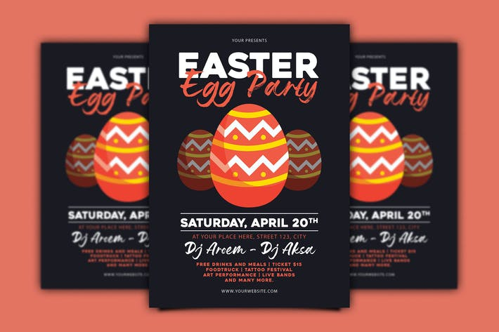 Thumbnail for Easter Egg Party