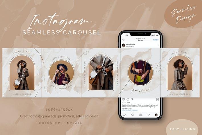 Thumbnail for Seamless Instagram Carousel
