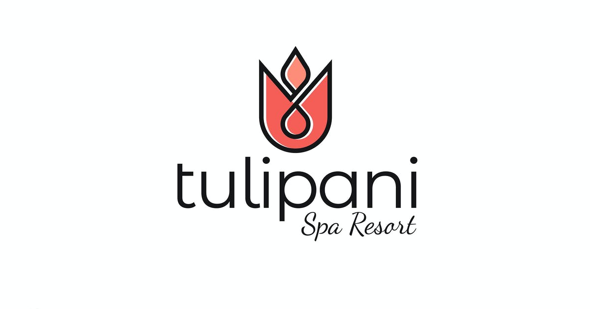 Download Tulipani - Spa Resort Logo Template RB by Rometheme