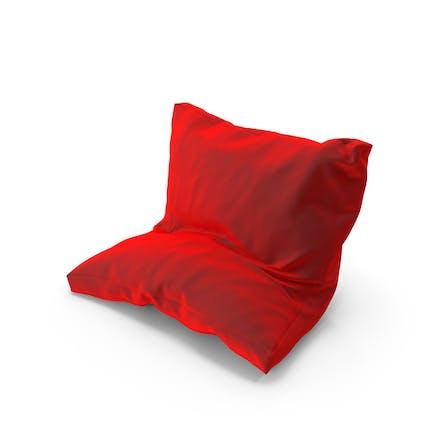 Leanning Pillow Velvet