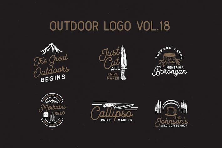 Thumbnail for Outdoor Logo Vol.18